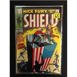 NICK FURY AGENT OF SHIELD #13 (MARVEL COMICS)