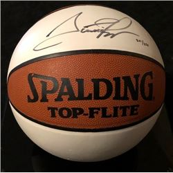 SCOTTIE PIPPEN SIGNED SPALDING TOP-FLITE BASKETBALL (201/250)
