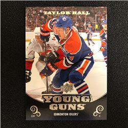 2010-11 UD Series 1 Young Guns #219 Taylor Hall
