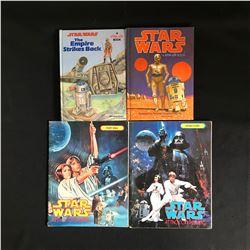 Vintage Star Wars Attack On Reading Study Random House Book Lot