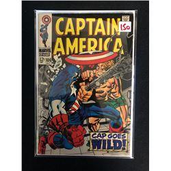 CAPTAIN AMERICA #106 (MARVEL COMICS)