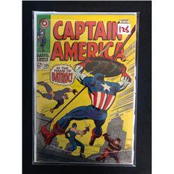 CAPTAIN AMERICA #105 (MARVEL COMICS)