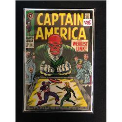 CAPTAIN AMERICA #103 (MARVEL COMICS)