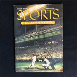 SPORTS ILLUSTRATED FIRST ISSUE (AUGUST 16, 1954)