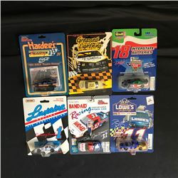 1:64 SCALE DIE-CAST RACE CAR LOT