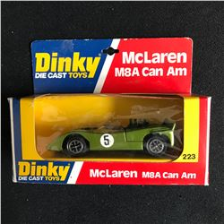 DINKY DIE CAST TOYS (MCLAREN M8A CAN AM)
