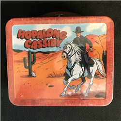 New Hopalong Cassidy Mini Hallmark 2000 Limited Edition Lunch Box