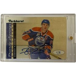 2016-17 PARKHURST PRIORITY SIGNINGS EXCLUSIVES #PS-CM CONNOR McDAVID