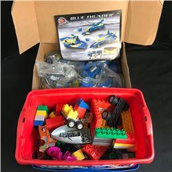 LEGO LOT (BLUE THUNDER...)