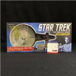 STAR TREK THE ORIGINAL SERIES STARSHIP LEGENDS U.S.S ENTERPRISE NCC-1701 ELECTRONIC STARSHIP