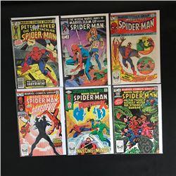 MIXED SPIDER-MAN COMIC BOOK LOT (MARVEL COMICS)