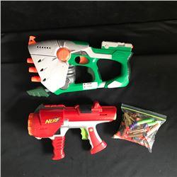 Nerf Dart Tag Guns w/ Darts