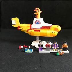 THE BEATLES LEGO LOT