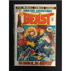 AMAZING ADVENTURES #15 (MARVEL COMICS) featuring BEAST
