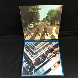 THE BEATLES VINYL RECORD LOT