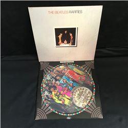 THE BEATLES VINYL RECORD LOT