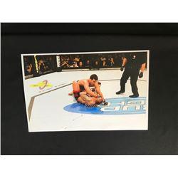LYOTO MACHIDA SIGNED MMA PHOTO