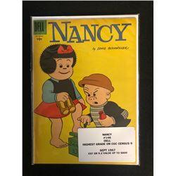 NANCY #146 (DELL COMICS) 1957
