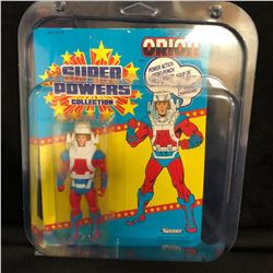 Vintage Super Powers Orion Action Figure (Kenner)