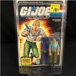Vintage G.I. Joe Chuckles Fully Poseable Army Figure (1987)