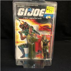 G.I. Joe Fully Poseable Army Figure Backblast