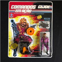 G.I. Joe Action Figure Voltar