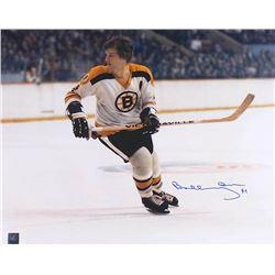 Bobby Orr Signed Bruins 16x20 Photo (Orr COA)