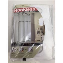 HocklessShower Curtain and PEVAProtection