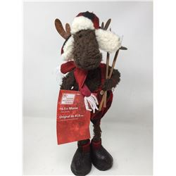 Home Accents Holiday 16.5in Moose