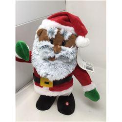 Home Accents Holiday Animated Dancing Santa