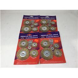 5 Pc Wire Wheel Brush Set (4)