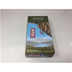 Clif Sierra Trail Mix Energy Bars (12 x 68g)