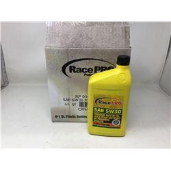 RacePro SAE 5W30 (6 x 1qt)