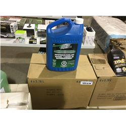 Case of Turbo Power Antifreeze (4 x 3.78L)