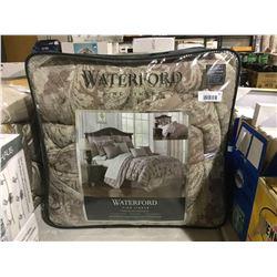 Waterford Cal-King Comforter Set