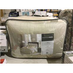 Madison Park 7-Piece King Size Comforter Set