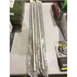 "Kenney Spring Tension Rod (28"" - 48"") Lot of 2"