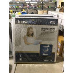 "Therapedic Comfort Supreme Bed Wedge (24"" x 23"" x 7"")"