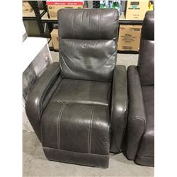 Power Recliner - Brown-RETURN, SOLD AS IS, UNTESTED
