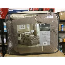Madison Park 7-Piece Queen Size Comforter Set