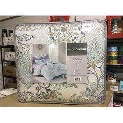 Madison Park 8-Piece Queen Size Comforter Set
