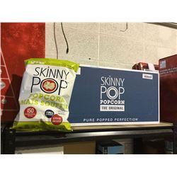 Case of Skinny Pop Popcorn Original (12 x 4.4oz)