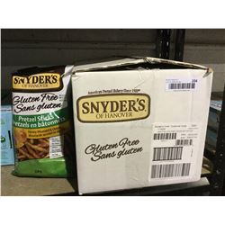 Case of Snyder's Pretzel Sticks Honey Mustard and Onion (12 x 220g)