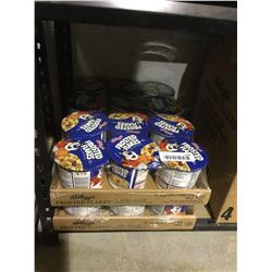 Case of Kellog's Frosted Flakes Cereal Cups (12 x 55g) Lot of 2