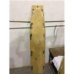 Wooden Backboard Stretcher
