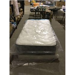 Single Size Mattress w/ Boxspring