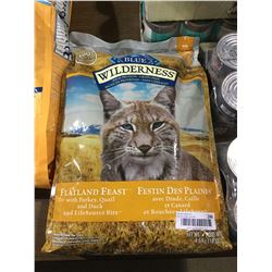Blue Buffalo Freedom Wilderness High-Protein Grain-Free Cat Food (4.5kg)