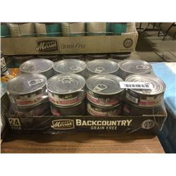 Case of Merrick Back Country Kitten Chicken Pate (24 x 156g)