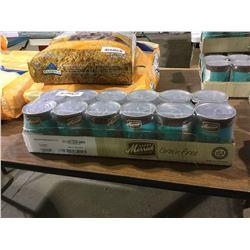 Case of Merrick Grain-Free Real Duck Wet Dog Food (12 x 12.7oz)