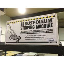 Rust-Oleum Striping Machine